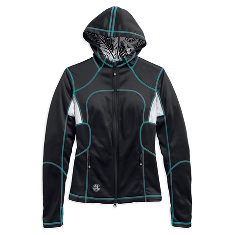 Harley-Davidson Parkway Wicking Women's Mid-Layer Jacket