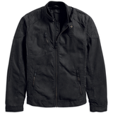 Harley-Davidson Waxed Canvas Men's Jacket