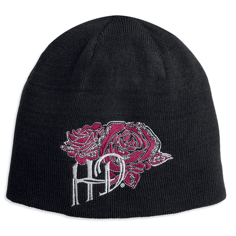 Harley-Davidson Reversible Rose Women's Hat
