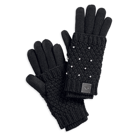Harley-Davidson 3-in-1 Women's Knit Gloves