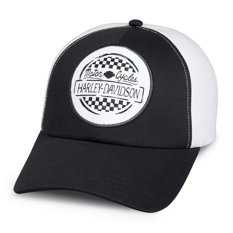 Harley-Davidson Race Patch Women's Cap