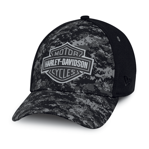 Harley-Davidson Digital Camo Men's 39THIRTY Cap