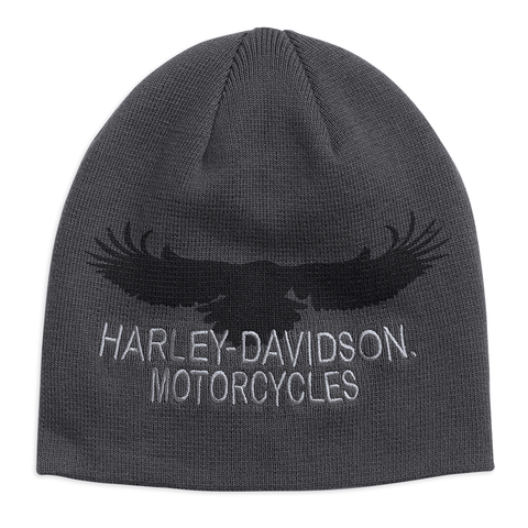 Harley-Davidson Eagle Silhouette Men's Knit Hat