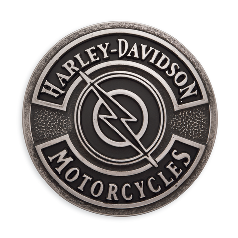 Harley-Davidson Lightning Bolt Buckle