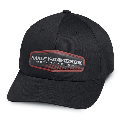 Harley-Davidson High Density Print Men's Adjustable Cap