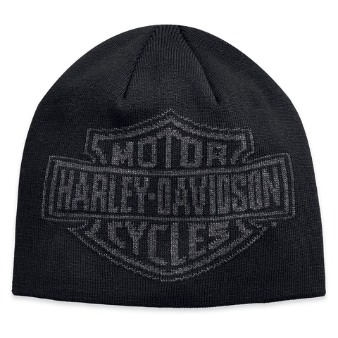 Harley-Davidson Oversized Logo Men's Knit Hat
