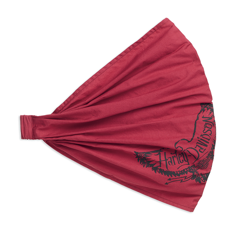 Harley-Davidson Eagle Woven Women's Headwrap