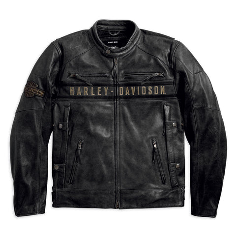 Harley-Davidson Passing Link Men's Leather Jacket