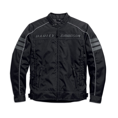 Harley-Davidson Street Canon Men's Riding Jacket