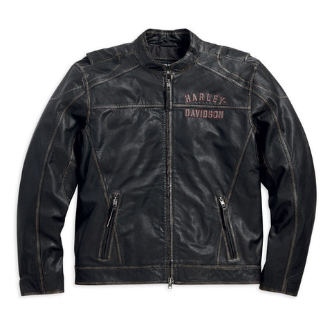 Harley-Davidson Long Way Men's Leather Jacket
