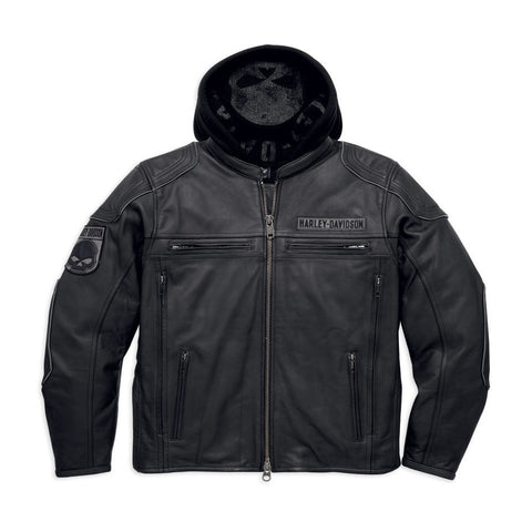 Harley-Davidson Auroral 3-in-1 Men's Leather Jacket