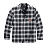 Harley-Davidson Reinforced Slim Fit Men's Riding Shirt Jacket
