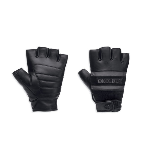 Harley-Davidson Centerline Men's Fingerless Gloves