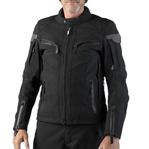 Harley-Davidson FXRG Triple Vent System Men's Waterproof Riding Jacket