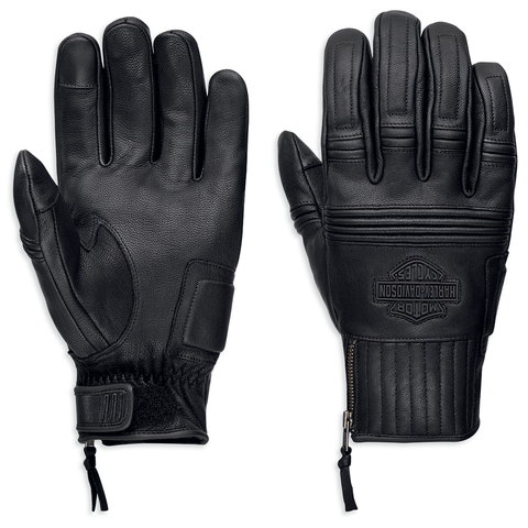 Harley-Davidson Ogden Men's Leather Gloves