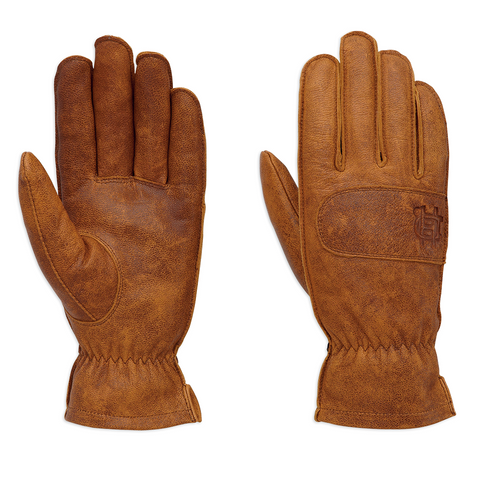 Harley-Davidson Work-Wear Inspired Women's Goat Skin Gloves