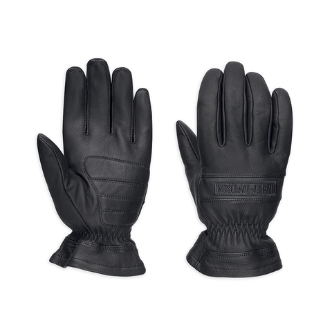 Harley-Davidson Commute Men's Leather Gloves