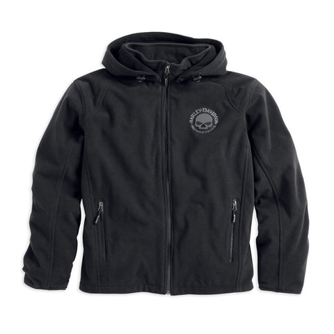 Harley-Davidson Cross Road Men's Waterproof Fleece Jacket