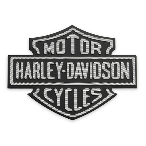 Harley-Davidson Metal Adhesive-Backed Medallion