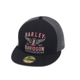 Harley-Davidson #1 Wing 59Fifty Men's Cap