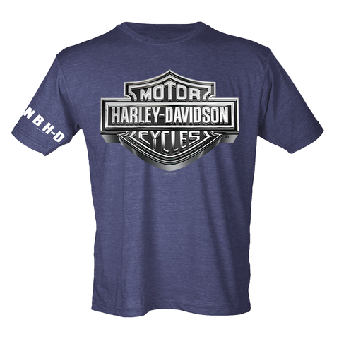 Harley-Davidson 3D Bar & Shield Men's Tee
