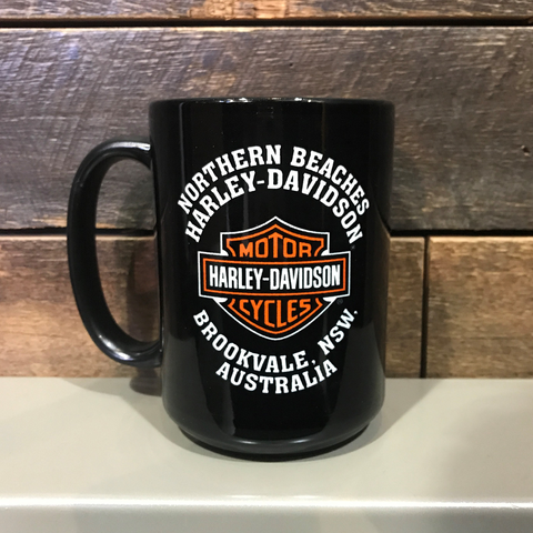 Harley-Davidson Northern Beaches Mug