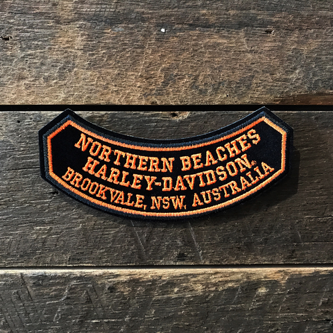 Harley-Davidson Northern Beaches Patch