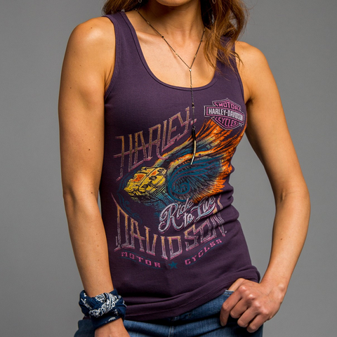 Harley-Davidson Love to Share Women's Tee