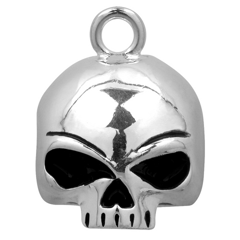 Harley-Davidson Bar & Shield Willie G. Skull Ride Bell