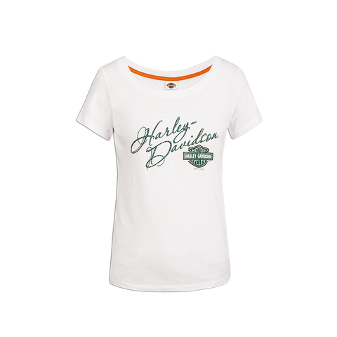 Harley-Davidson Tuned Up Women's Tee