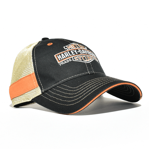 Harley-Davidson Northern Beaches Long Bar & Shield Cap