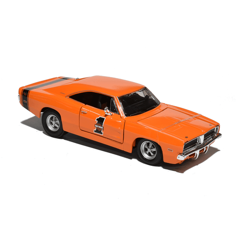 Harley-Davidson Dodge Charger 1:24 Model