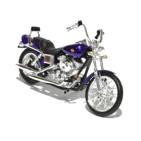Harley-Davidson Wide Glide 1:18 Model