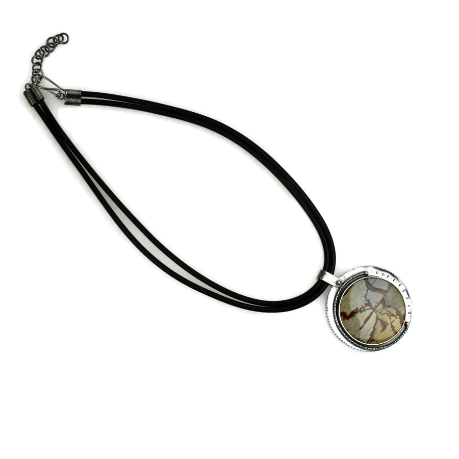Dead Camel Jasper Necklace