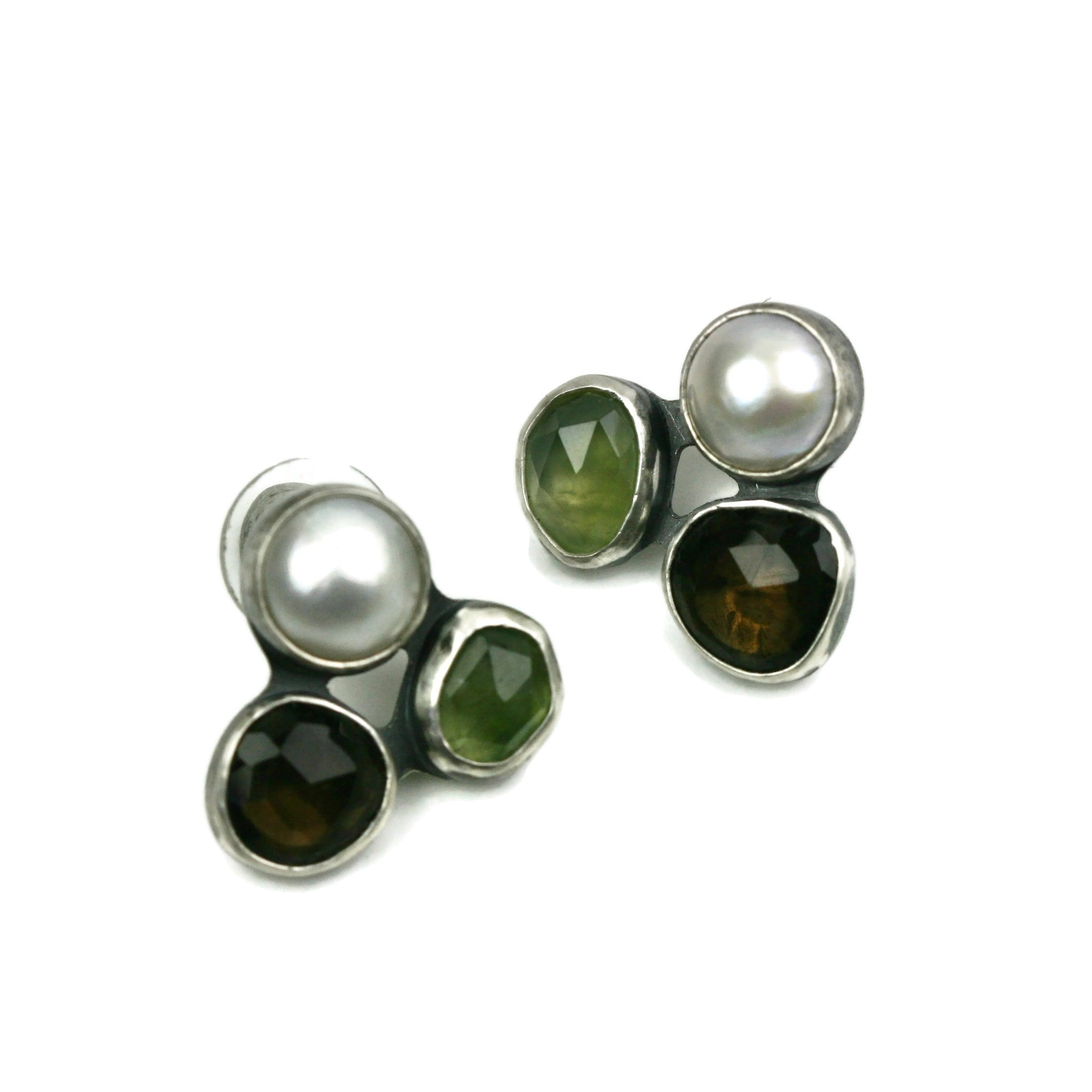 Mabe Pearl Earrings