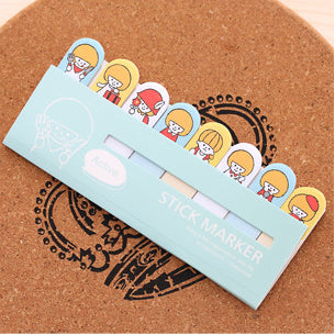 Mini Cute Kawaii Cartoon Animals Cat Panda Memo Pad Sticky Notes Memo Notebook Stationery  Note Paper Stickers School Supplies