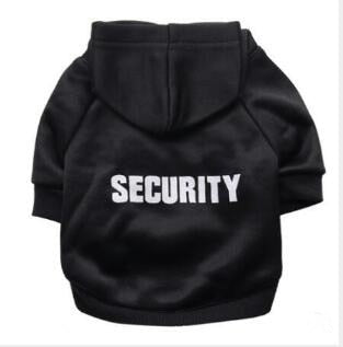 Cat Security! Kitty Hoodie!