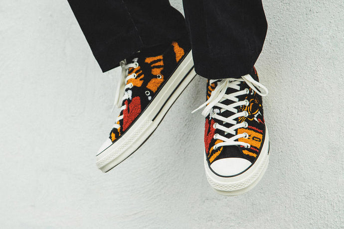 #bananaindica #06 – Converse x UNDEFEATED + Irmão do Jorel + Rubel