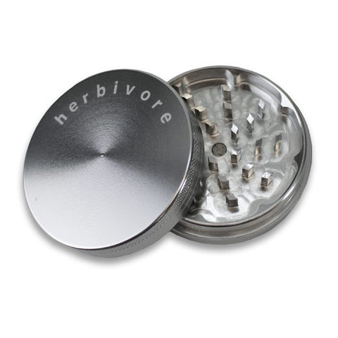 2-Piece Metal Herbivore Grinder - Large