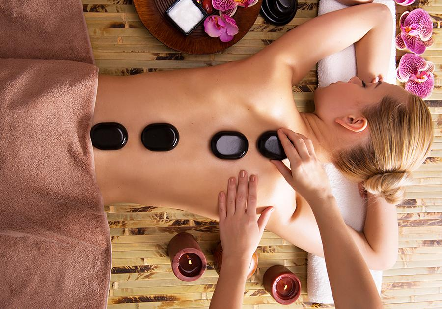 Heated Stone Massage