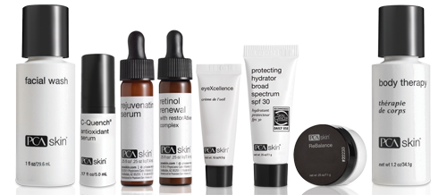 Normal Skin Trial System