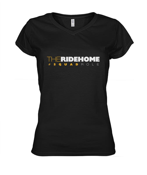 #SquadRole: TheRideHome Women's V-Neck