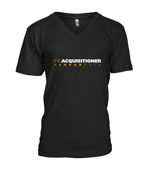 #SquadRole: TheAcquisitioner