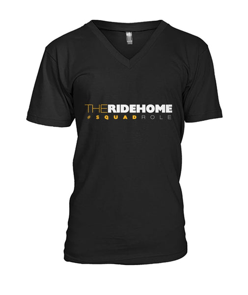 #SquadRole: TheRideHome Mens V-Neck