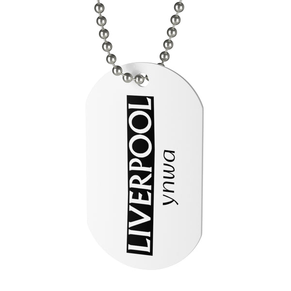 Liverpool Ynwa Dog Tag
