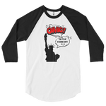 OMG! Liberty Baseball T-Shirt