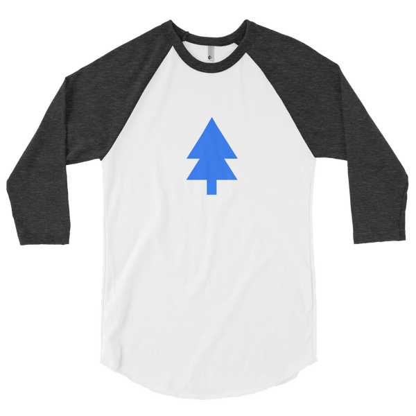 Pines 3/4 sleeve shirt