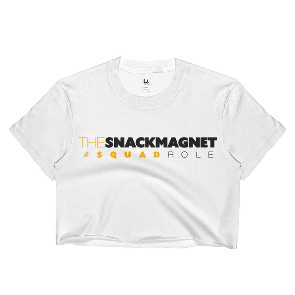 #SquadRole: TheSnackMagnet CropTop