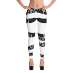 "XIAOYU ZHU™  ""Verbular Motion"" LEGGINGS"