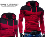 Casual Men's Slim Fit Hoodie